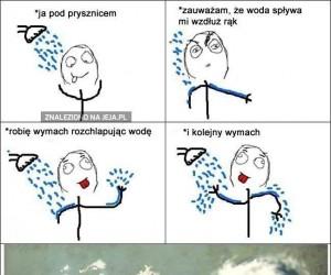 Jak zostałem magiem wody