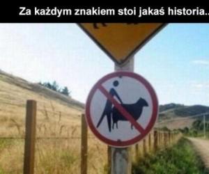 Zakaz... Czego?