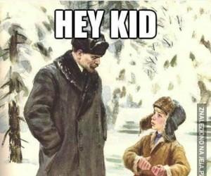 Ej, młody...