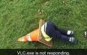 VLC.exe nie odpowiada