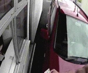Nie mogę podnieść zamówienia, jestem samochodem