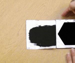 Vantablack absorbuje 99,97% światła