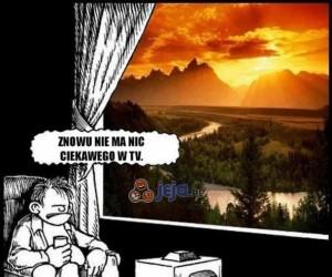 Wyjrzyj czasem przez okno
