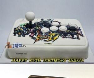 Ciasta dla miłośników gier