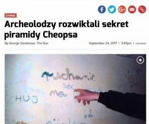 Tajemnice starożytnych hieroglifów