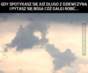 Niebo przemówiło!