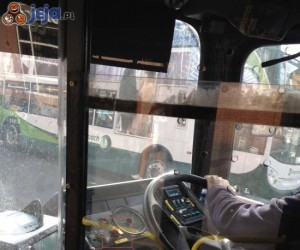 Wyposażenie londyńskich autobusów