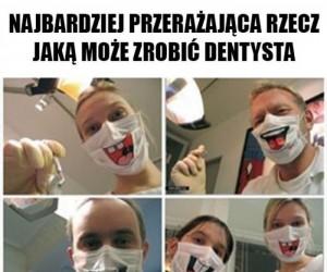 Nienawidzę dentysty