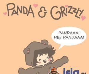 Panda & Grizzly: Niesamowity Grizz