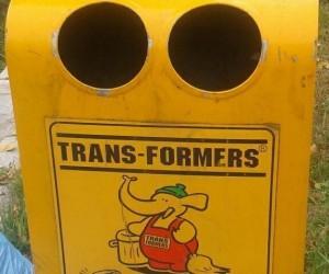 Już wiecie jak zaczynali Transformersi