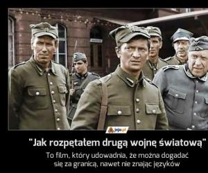 """""""Jak rozpętałem drugą wojnę światową"""""""