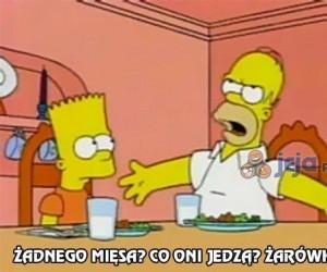 Moja reakcja na wegetarian i ich żarcie