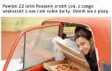 Historia Rosjanina, który poślubił pizzę