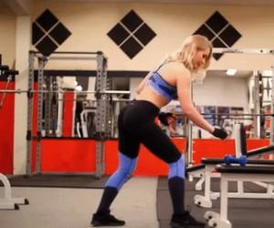 Kiedy chcesz schudnąć, ale żeby mięśnie za bardzo nie urosły