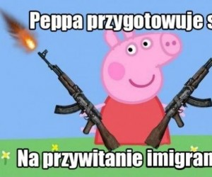 Peppa i imigranci