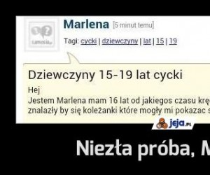 Niezła próba, Mariusz