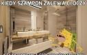 Kiedy szampon zalewa Ci oczy