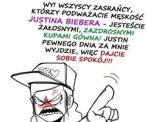 Bieber rozwiewa wątpliwości