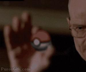 Walter White - trener pokemon
