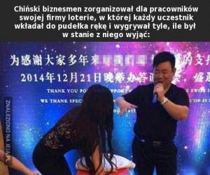 Takie rzeczy, tylko w Chinach
