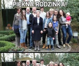 Piękna rodzinka!