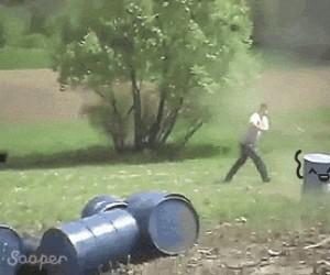 Wystrzałowe beczki