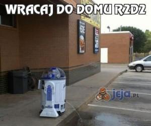 Wracaj do domu R2D2