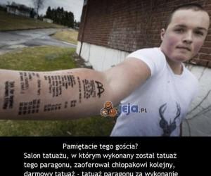 Tatuażocepcja!