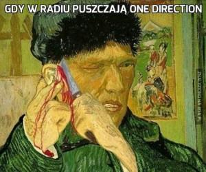Gdy w radiu puszczają One Direction