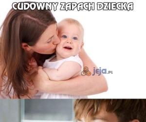 Cudowny zapach dziecka