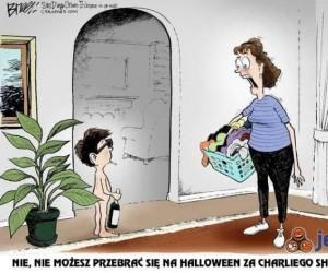 Strój na Halloween