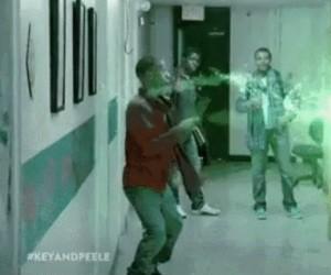 Co to za czary na korytarzu?!