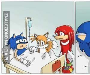 Jak umiera Sonic