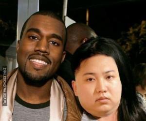 Kanye i Kim