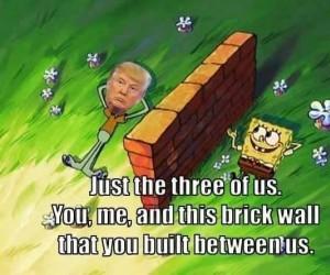 Donald, uśmiechnij się