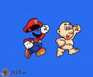Strój Mario