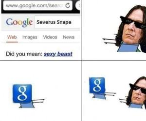 Google i Snape