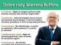 Życiowe rady od Warrena Buffeta