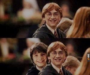 Face swap dla fanów HP