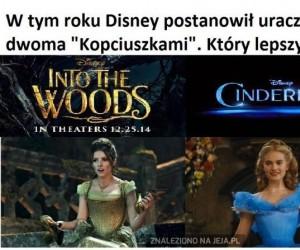 """Dwa """"Kopciuszki"""""""