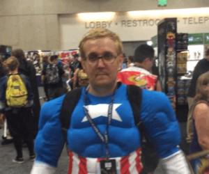 Bohater, na jakiego Ameryka zasługuje