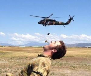 Żołnierskie śniadanie