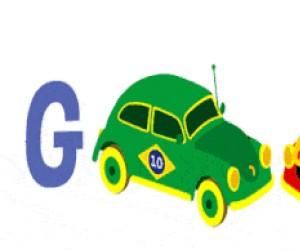Brazylia kontra Niemcy oczami Google