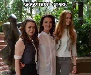 Gra o Tron - Stark