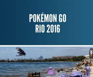 Pokemony w Rio