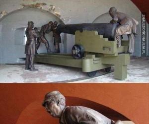 Bolesny pomnik