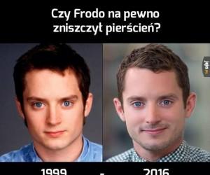 Frodo, przyznaj się!