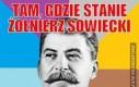 Sowiecki żołnierz