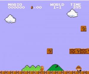 Gdyby EA zrobiło pierwszą wersję Super Mario Bros...