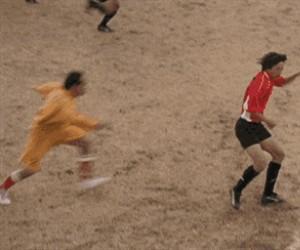 Piłka nożna - level Shaolin